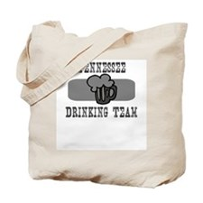 Tennesse Drinking Team Tote Bag