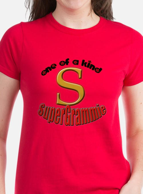 click to view Super Grammie Tee