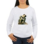 Vinny the Pug Women's Long Sleeve T-Shirt