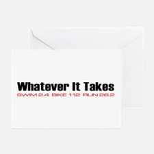 """""""Whatever It Takes"""" Greeting Cards (Pk of 10)"""