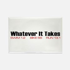 """Whatever It Takes"" Rectangle Magnet"