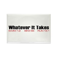 """Whatever It Takes"" Rectangle Magnet (10 pack)"