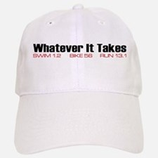 """Whatever It Takes"" Baseball Baseball Cap"