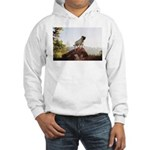 Vinny the Pug Hooded Sweatshirt
