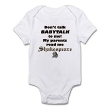"Baby Collection - ""Shakespeare"" Infant Bodysuit"