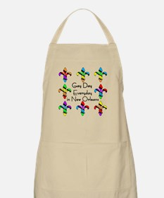 Every Day is gay BBQ Apron