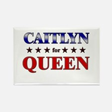 CAITLYN for queen Rectangle Magnet