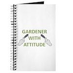 Gardener with Attitude Journal