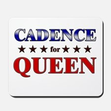 CADENCE for queen Mousepad