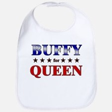BUFFY for queen Bib