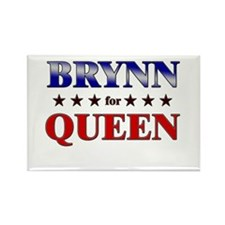 BRYNN for queen Rectangle Magnet