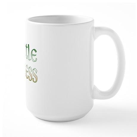 Daddy's Irish Princess Large Mug