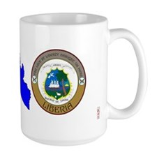 Mug- LIBERIA