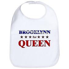 BROOKLYNN for queen Bib