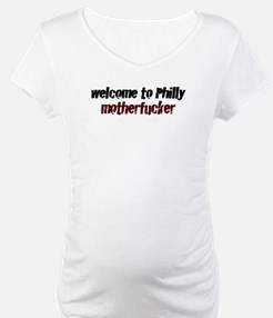 Welcome to Philly Shirt