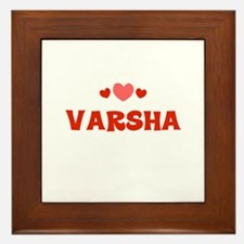 Varsha Framed Tile