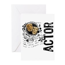Actor Alchemy Collage Greeting Cards (Pk of 20)