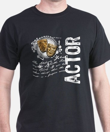Actor Alchemy Collage T-Shirt