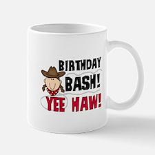 Cowgirl Birthday Bash Mug