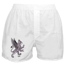 Rampant Griffin Boxer Shorts