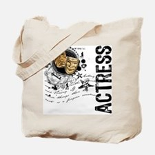 Actress Alchemy Collage Tote Bag