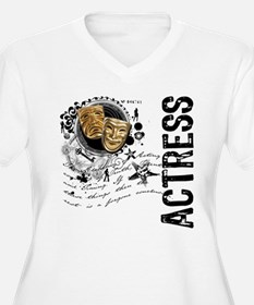 Actress Alchemy Collage T-Shirt