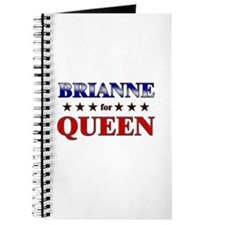 BRIANNE for queen Journal