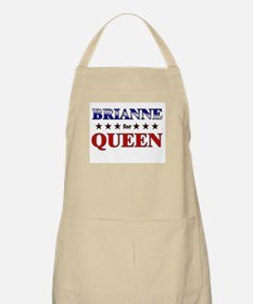 BRIANNE for queen BBQ Apron