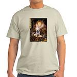 Queen Liz & Her Westie Light T-Shirt