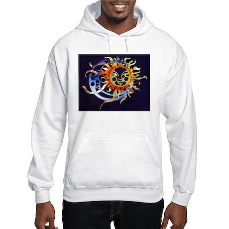 Moon & Sun Hooded Sweatshirt