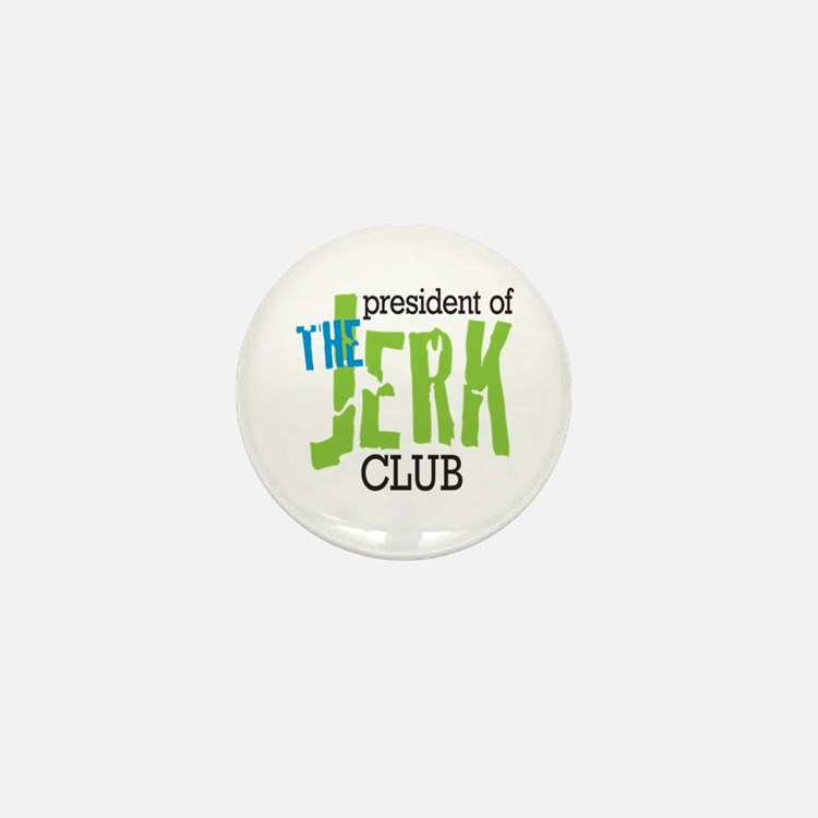 The Jerk Club Mini Button (100 pack)