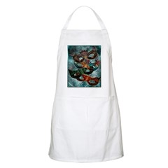 Secret Masks BBQ Apron