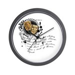 The Alchemy of Acting Wall Clock