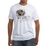 The Alchemy of Acting Fitted T-Shirt