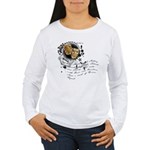 The Alchemy of Acting Women's Long Sleeve T-Shirt