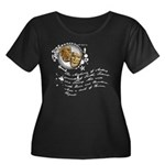 The Alchemy of Acting Women's Plus Size Scoop Neck