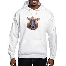 Cow face Hoodie