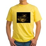Mystery of Her Yellow T-Shirt
