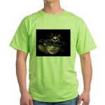Mystery of Her Green T-Shirt