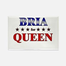 BRIA for queen Rectangle Magnet