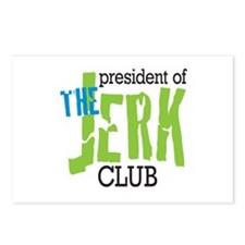 The Jerk Club Postcards (Package of 8)