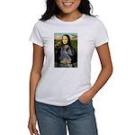 Mona & her PS Giant Schnauzer Women's T-Shirt