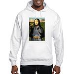 Mona & her PS Giant Schnauzer Hooded Sweatshirt