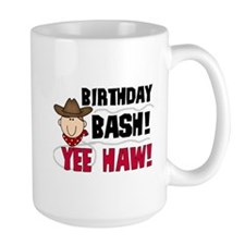 Boys Birthday Bash Mug
