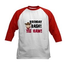 Boys Birthday Bash Tee