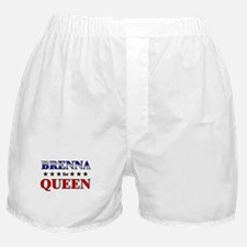 BRENNA for queen Boxer Shorts