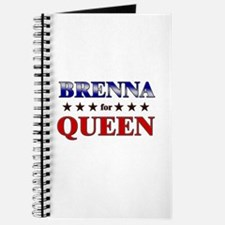 BRENNA for queen Journal