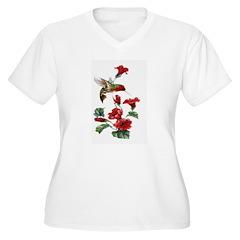 Red Hummingbird T-Shirt
