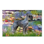 Lilies #2 & PS Giant Schnauze Postcards (Package o