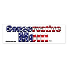 Conservative Mom bumpersticker